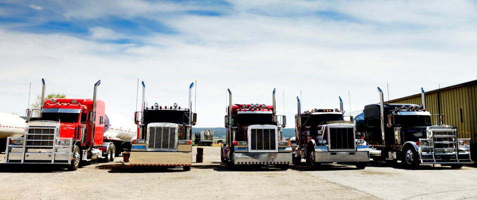 road tractor auction trailers